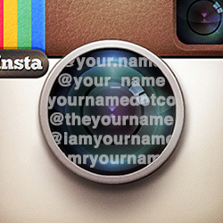 sexy instagram names
