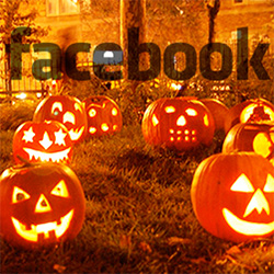 halloween facebook ideas