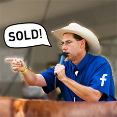 how to sell ebooks on facebook