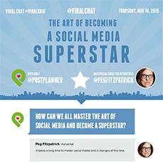 social media superstar
