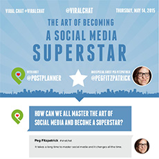 social media superstar
