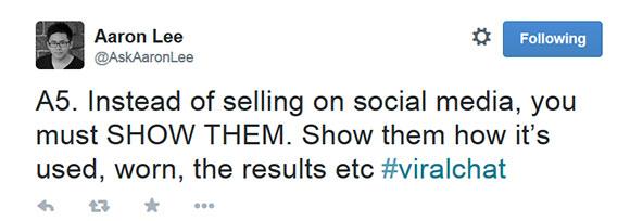 #ViralChat Aaron of Post Planner