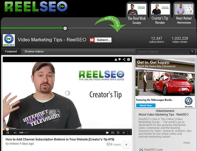 Social Media Tips - reelseo