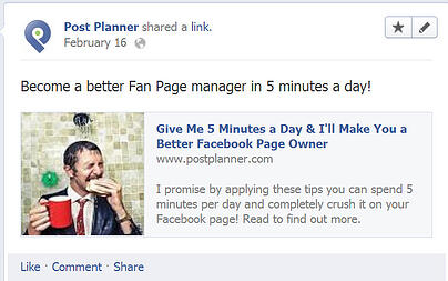 Here's What You Should Post on Your Facebook Page to Get