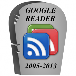 google reader is dead