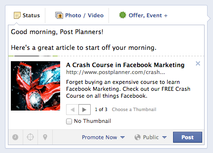 How To Publish A Facebook Post At The Same Time Of Day In All Time Zones
