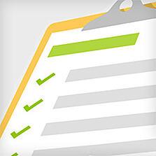 checklist for social media marketing