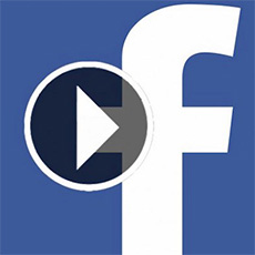 video for facebook pages