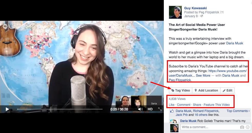 video-on-facebook