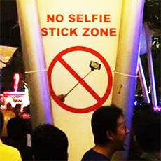 weird selfie ideas