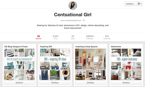 pinterest board name ideas - Design Names Ideas