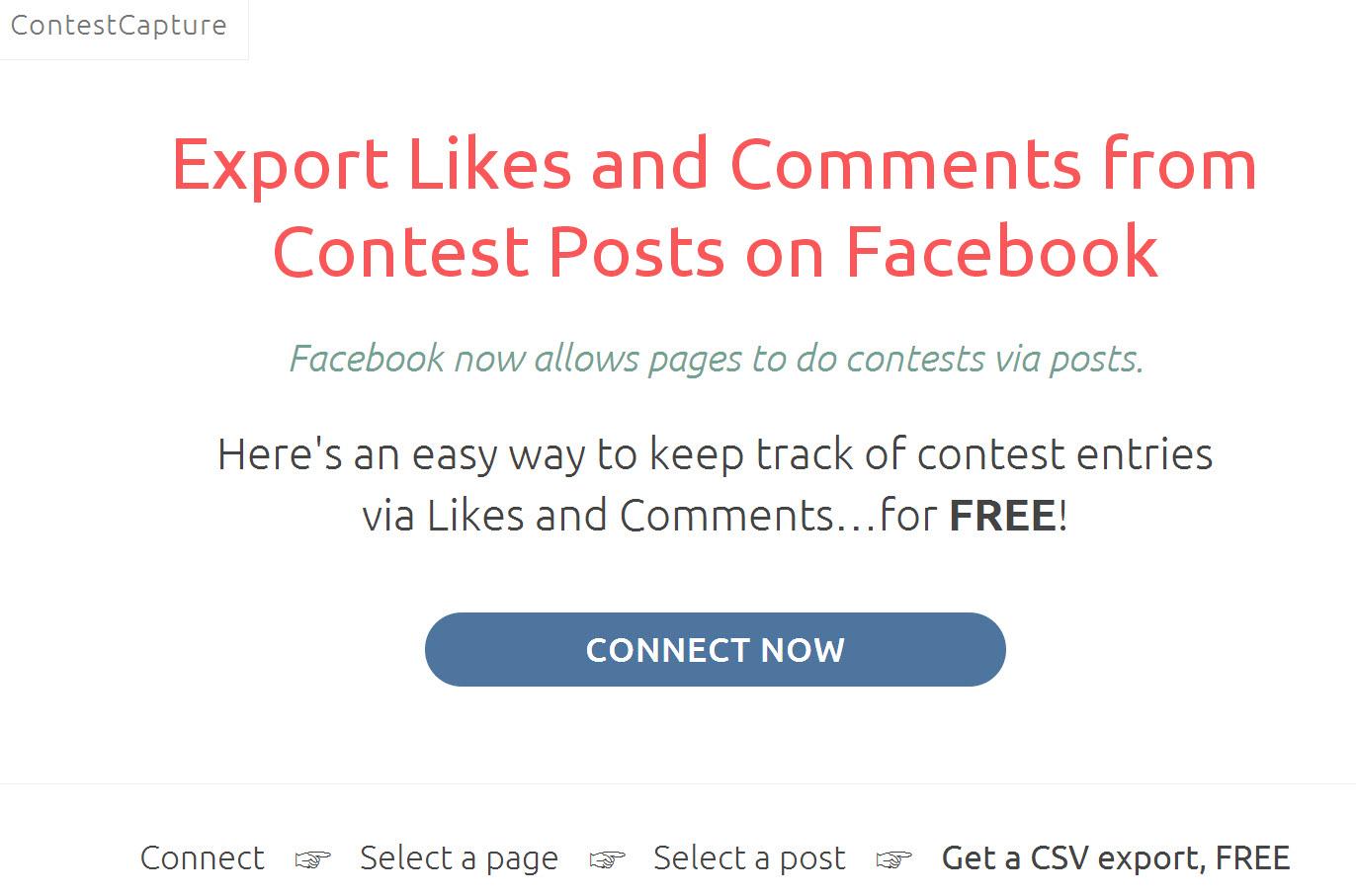 contest capture
