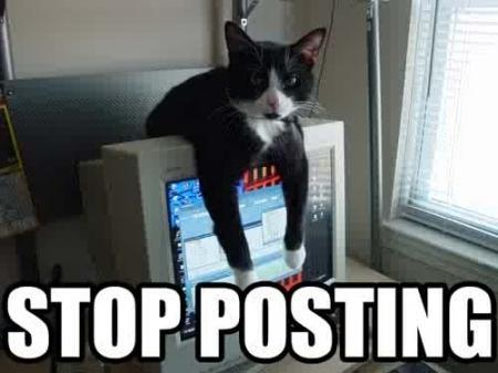 stop posting photos on facebook