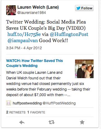 Telling stories digitally on Twitter