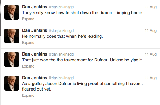 Consecutive tweets for storytelling