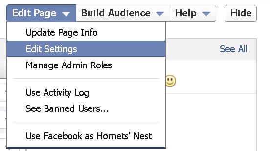 moderation blocklist facebook
