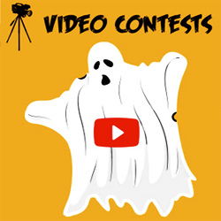 halloween facebook contests