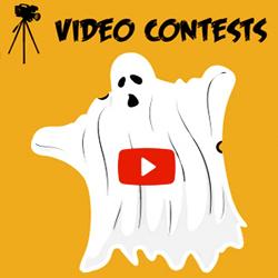 halloween facebook contests