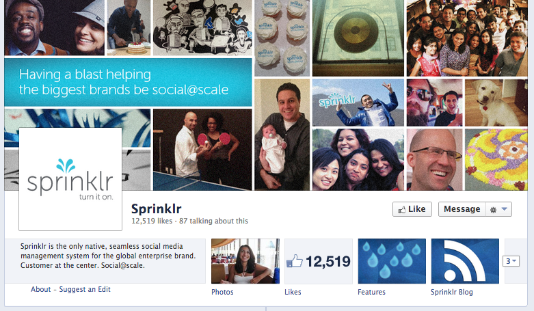 sprinklr facebook cover image