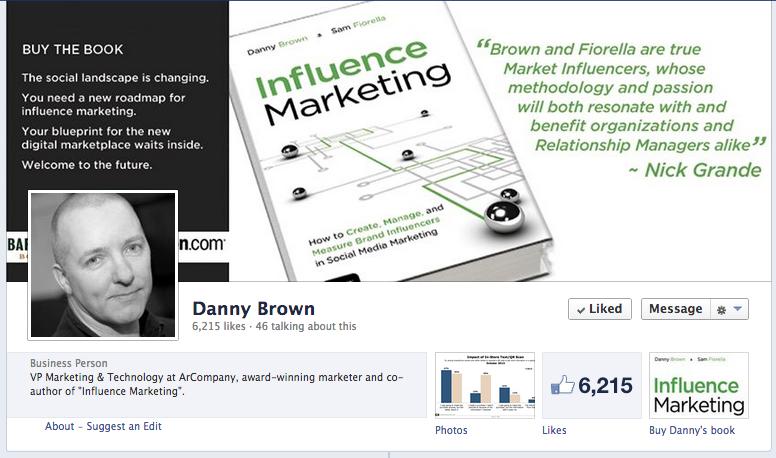 Danny brown facebook cover