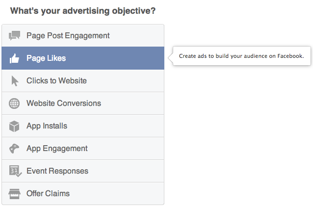 facebook-advertising-objective-page-likes