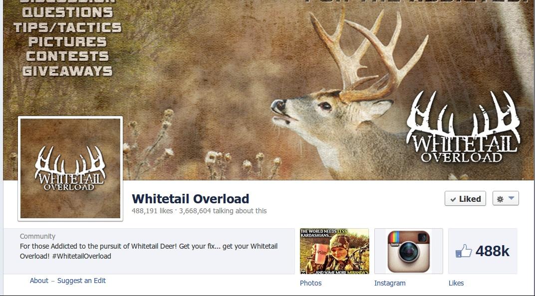 deer-hunting-Facebook-Likes