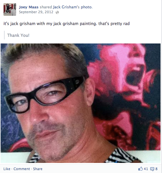 Jack-Grisham-Facebook-Profile