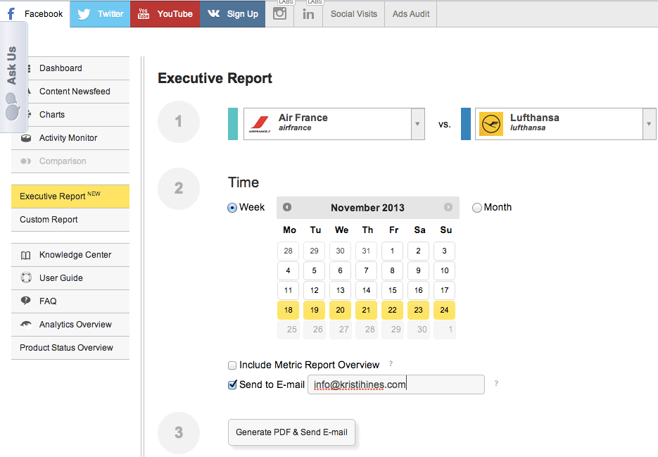 6 facebook reporting tools for in depth analysis of fan pages