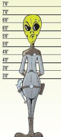 facebook myths - alien