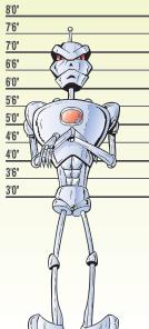 facebook myths - robot