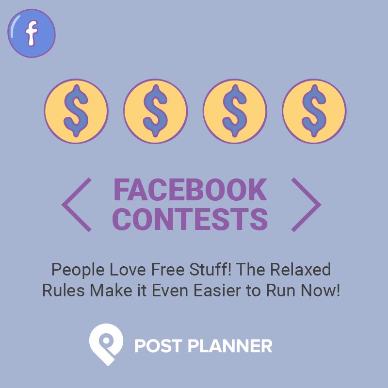 facebook contests