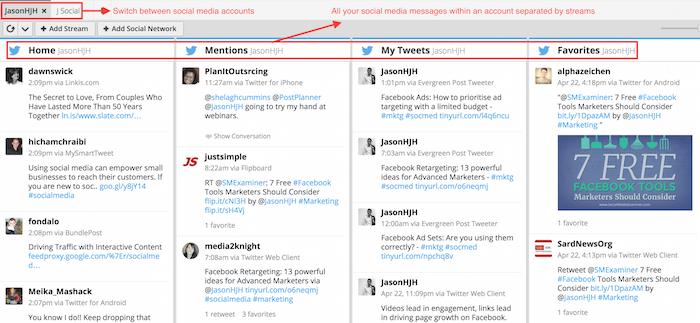 Social Media Management Tools 1