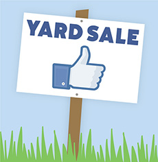 sell my stuff online with facebook groups