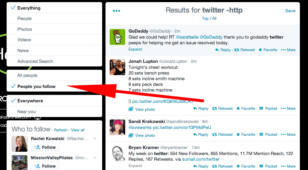 4 Twitter Search Tricks That Will Get Your Business More