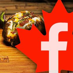 restaurant facebook pages