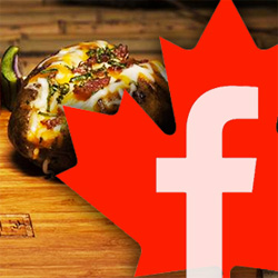 restaurant facebook pages