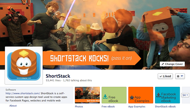 shortstack cover photo