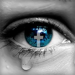 facebook organic reach down