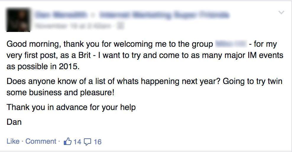 facebook post promotion techniques