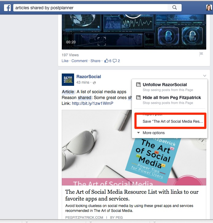 How to do a Facebook power search!