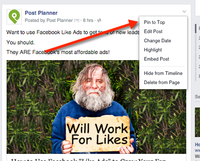 getting more Facebook Likes photo