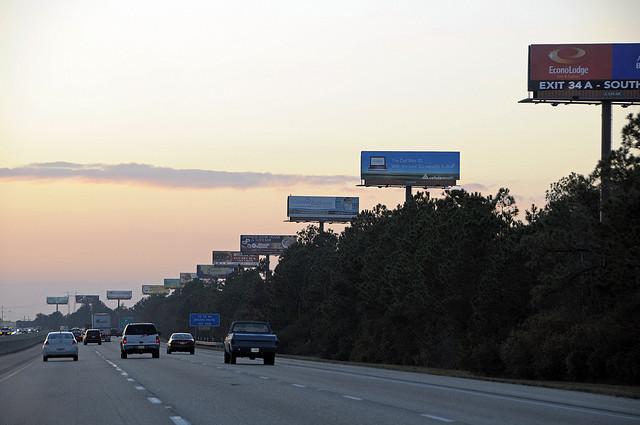 billboards
