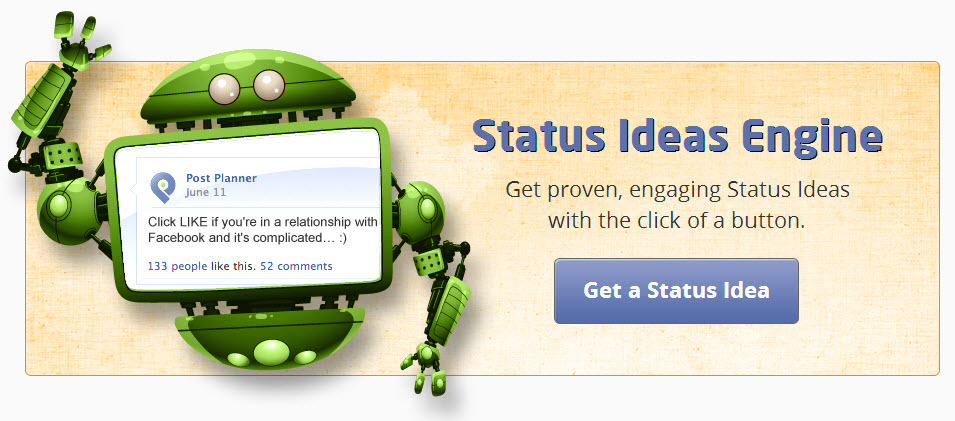 status ideas engine