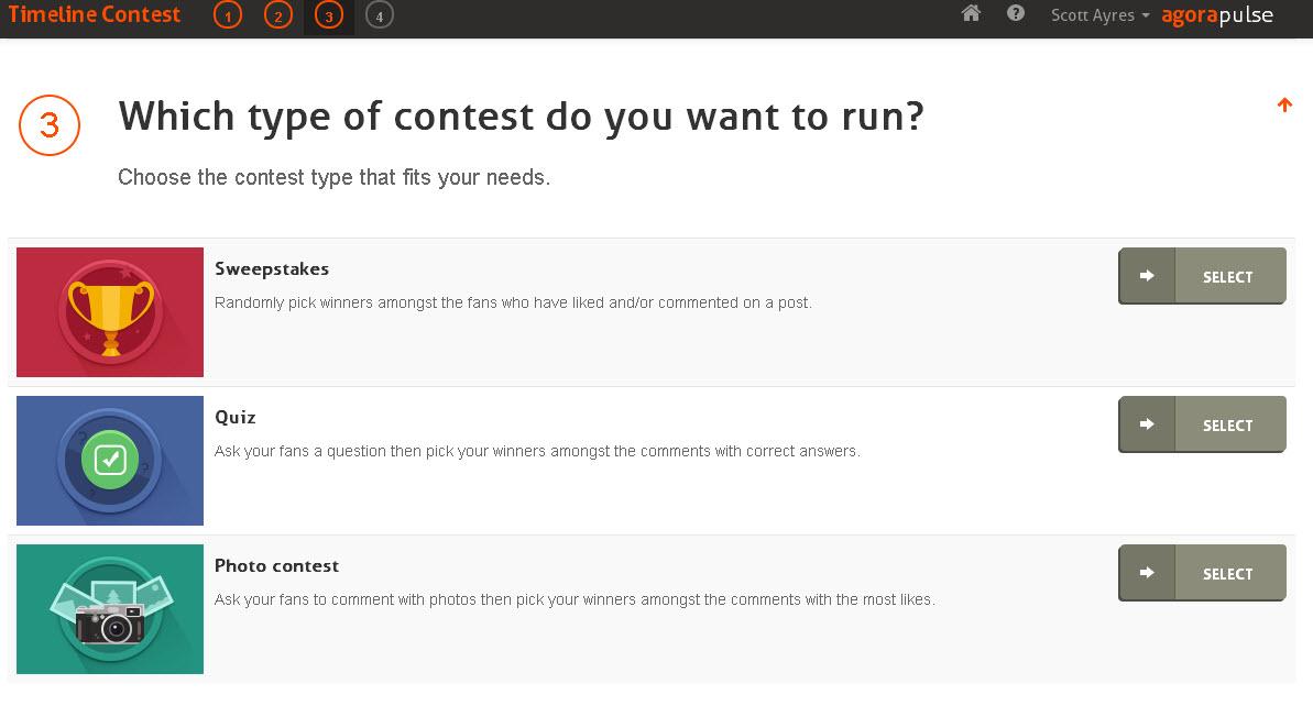 timeline-contest