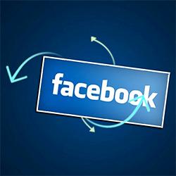 share blog posts on facebook