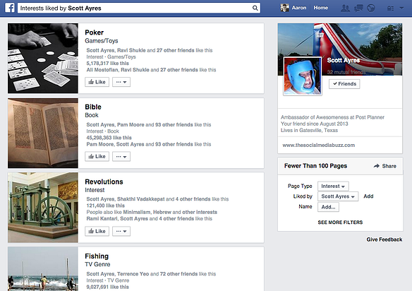 How to Search Facebook for PRICELESS Info on Competitors & Fans