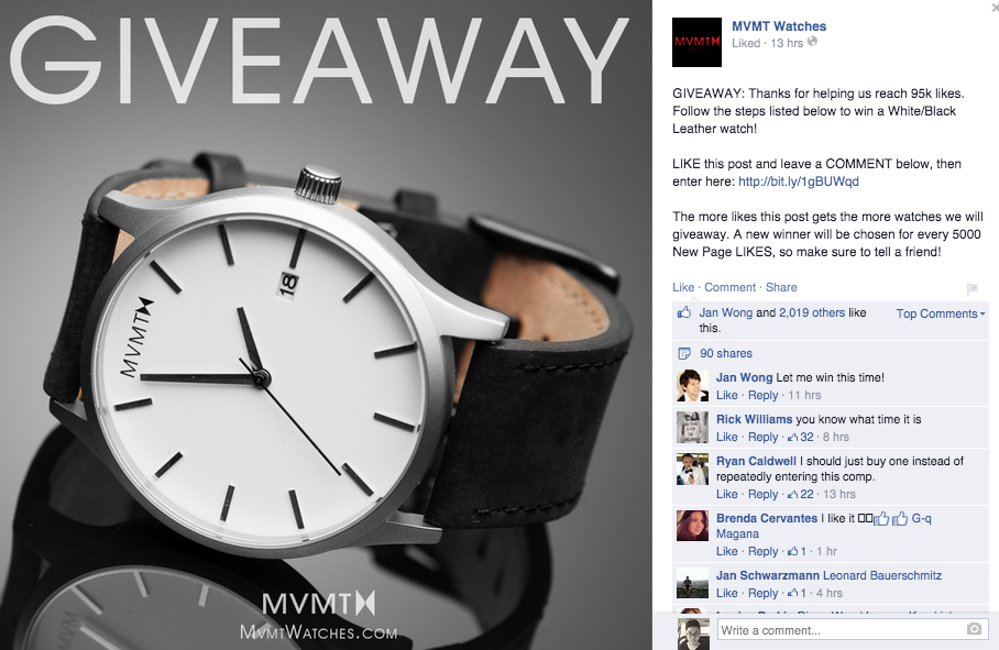 facebook-giveaway-ideas