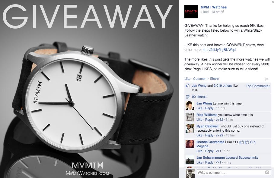 facebook-giveaway-ideas