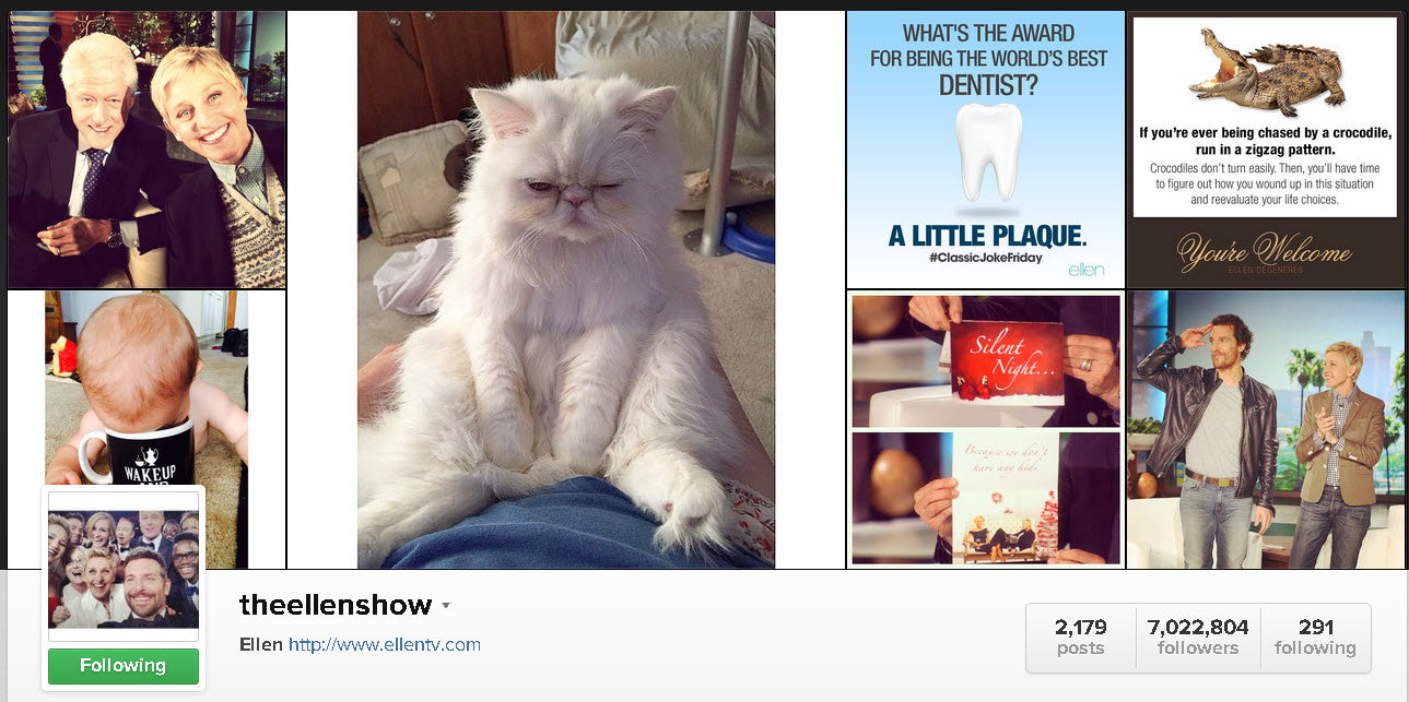 Image of: Captions Funnyinstagramaccounts Post Planner 20 Funny Instagram Accounts To Look At When Youre Sad or Bored