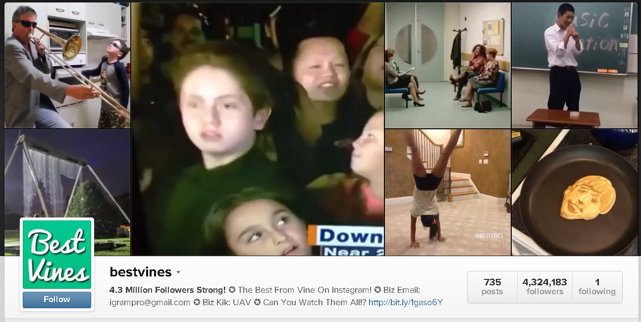 Image of: Video Compilation Funnyinstagramaccounts Ruslaronline 20 Funny Instagram Accounts To Look At When Youre Sad or Bored